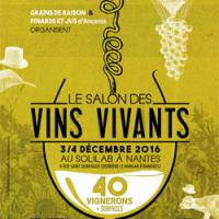 Le Salon des Vins Vivants !
