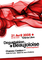 D�gustation beaujoloise