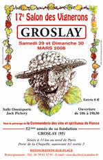 17ème Salon des vignerons - Groslay