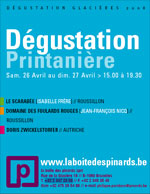 D�gustation Printani�re