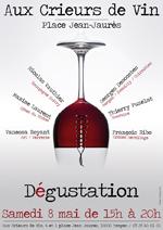 Dégustation Aux Crieurs de vin