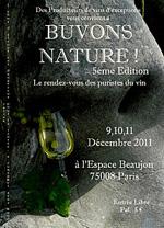 Buvons Nature !