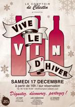 Vive le vin d'hiver