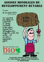 March� aux Vins Bio de Montreuil