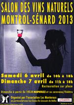 Salon des vins Naturels Montrol-Sénard