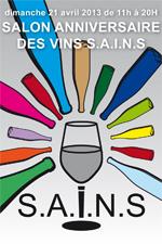 Salon des vins S.A.I.N.S