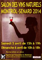 Salon des Vins Naturels de Montrol-Senard