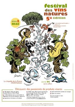 Festival des vins natures