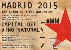 1er salon de vinos naturales