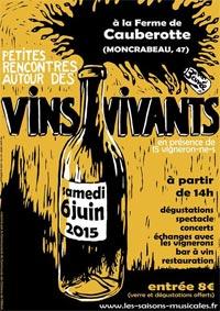 Petites rencontres autour des vins vivants
