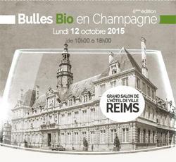 Bulles Bio en Champagne