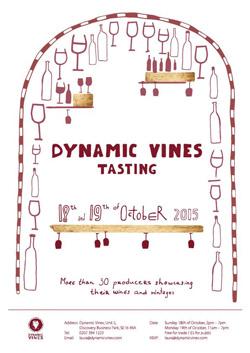 Dynamic Vines Tasting