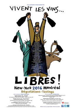 Vivent les Vins Libres - New-York