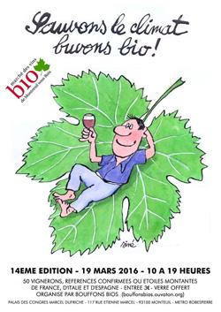 Marché aux Vins Bio de Montreuil