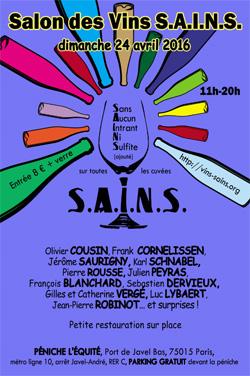 Salon des Vins S.A.I.N.S.