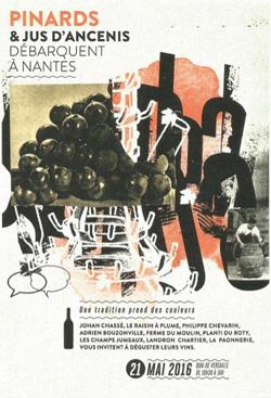 Pinards et Jus débarquent à Nantes