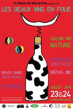 Festival mes beaux vins en folie