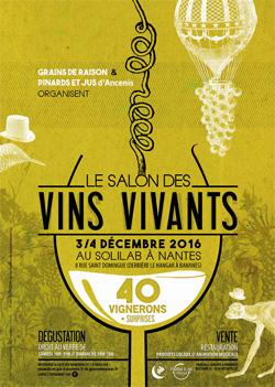 Le Salon des Vins Vivants !