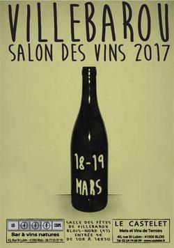 Villebarou - salon des vins