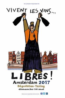 Vivent les Vins Libres Amsterdam