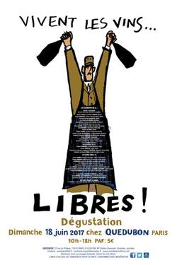 Vive les vins libres !