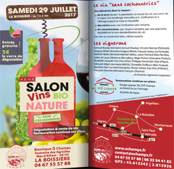 Salon Vin Bio Nature