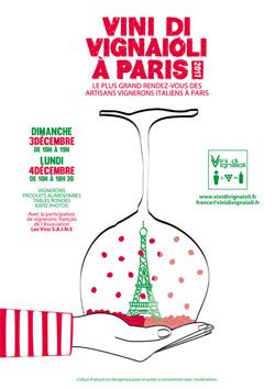 Vini di Vignaioli Paris