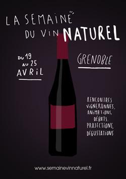 La Semaine du Vin Naturel à Grenoble