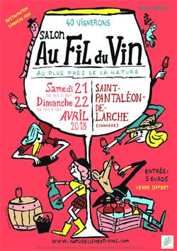 Salon Au Fil du Vin