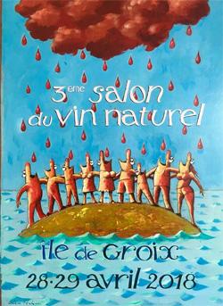 3ème salon des vins naturels de l'île de Groix