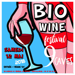 Bio Wine Festival 9 Caves