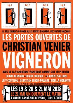 Les Portes Ouvertes de Christian Venier