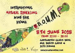 B.O.U.M. - International Natural Sparkling Wine Fair