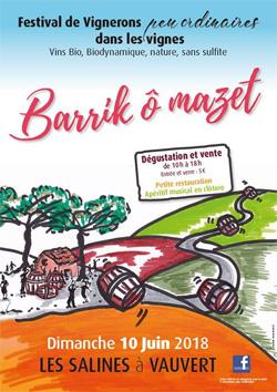 Barrik ô Mazet
