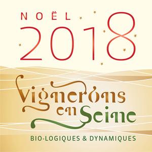 Vignerons en Seine - Noël