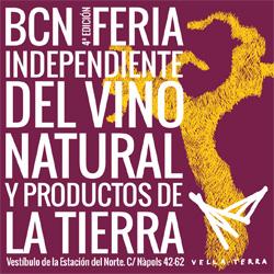Salon del vino natural de Barcelona Vella Terra