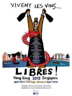 Vivent les Vins Libres Singapour