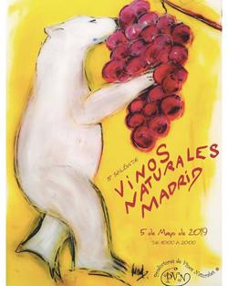 Salón de Vinos Naturales Madrid