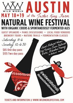 Natural Wine Festival