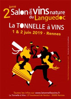 Salon des vins nature du Languedoc