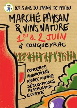 Marché Paysan et Vin Nature