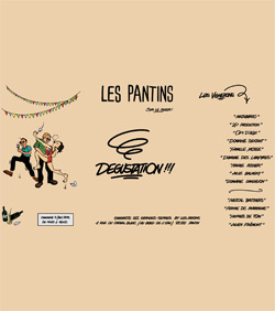 Dégustation Les Pantins