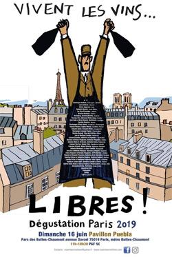 Vivent les Vins Libres Paris