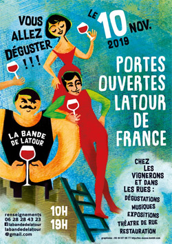 Portes ouvertes Latour de France