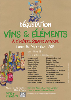 Vins & Elements