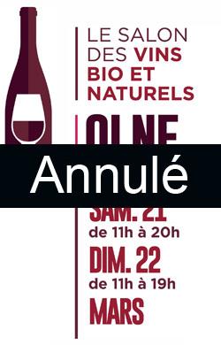 Salon des Vins naturels à Olne