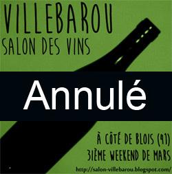 Salon des Vins de Villebarou