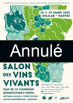 Le Salon des Vins Vivants