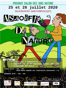 Assoiffée de Nature