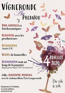 Vignerondes au Prédaïou